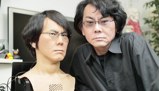 Vol.01 石黒浩 教授コンピューター×美術がすべての人を芸術家にする