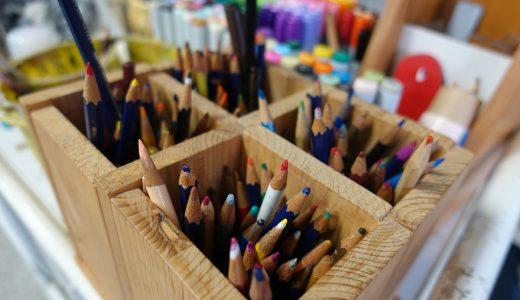 美術による学びの成長ストーリーvol.10中2の発達課題と美術の学び-解放、没頭、自己実現