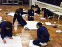 「大すき! ○○小学校」(第1学年)