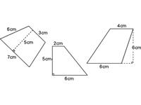 図形の面積:面積の求め方を考えよう(第5学年)
