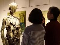 美術館で「ブラタモリ」