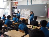 「朝鑑賞」で学校改革