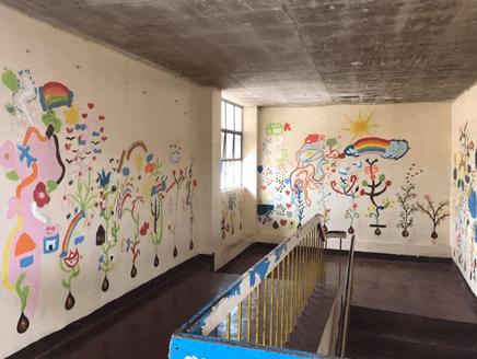 「おえかき」が「壁画」に!~第3回フィリピン・カシグラハン調査報告~