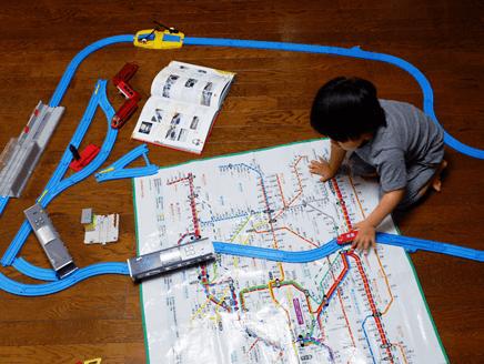 鉄道と美術教育