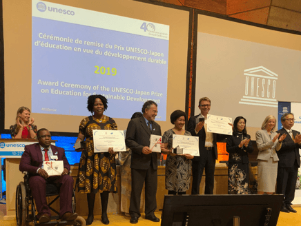 ユネスコ/日本ESD賞 ―ブラジルアマゾン発!新たな「開発」のあり方と人々の変容の物語―
