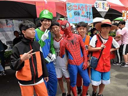 台湾・立人高級中學学園祭!