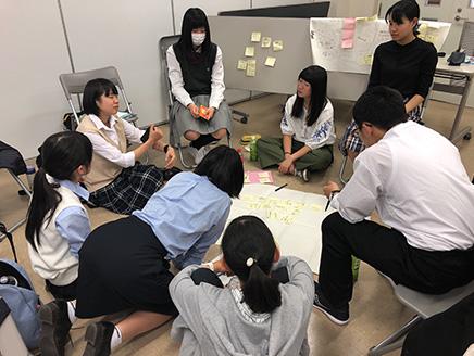 福島市を創る高校生ネットワークの誕生①