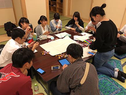 福島市を創る高校生ネットワークの誕生②